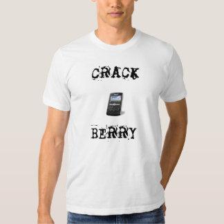 Crackberry1 Camisas