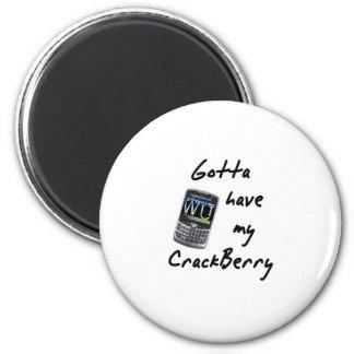 Crackberry Imán