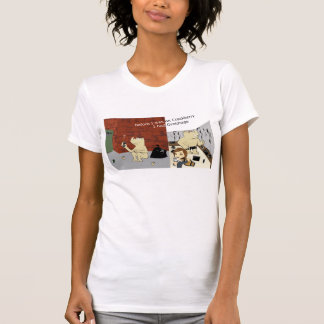 CrackberryDroidrage Light Colors Narrow Image T-Shirt