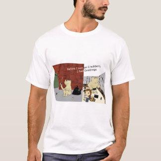 CrackberryDroidrage Light Colors Wide Image T-Shirt