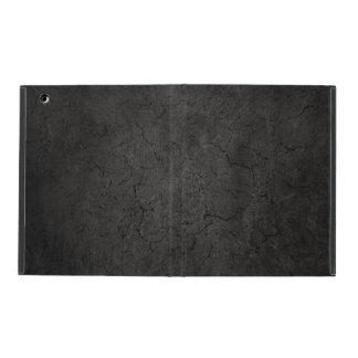 Cracked Aged and Rough Dark Vintage Texture iPad Covers