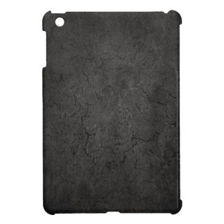 Cracked Aged and Rough Dark Vintage Texture iPad Mini Case