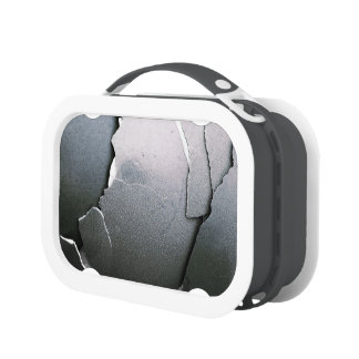 Cracked and Broken Lunch Box