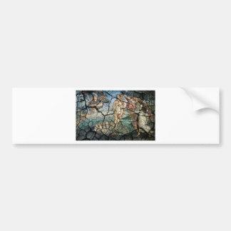 Cracked Aphrodite Bumper Sticker