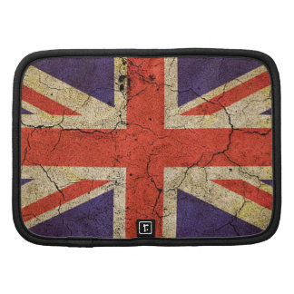 Cracked Britannia 'Union Jack' Planners