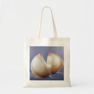 Cracked Bronze Age Egg Tote Bag