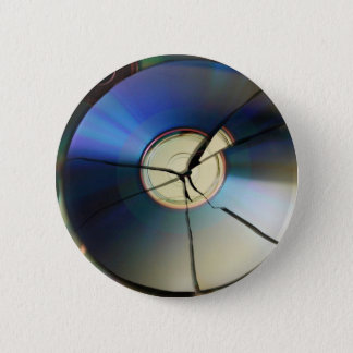 Cracked CD Button