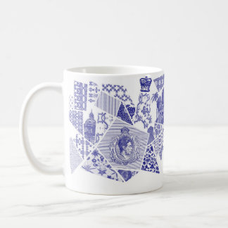 Cracked China Cup