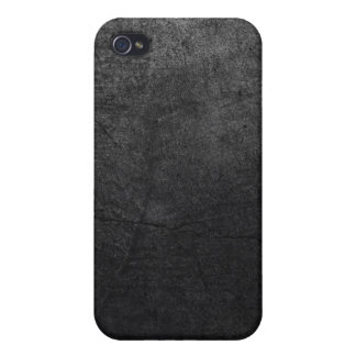 Cracked concrete cover for iPhone 4