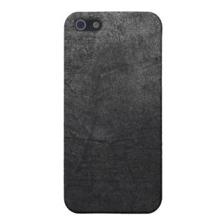 Cracked concrete cover for iPhone 5