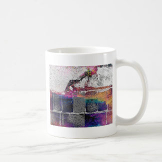 Cracked Concrete Series Coffee Mug