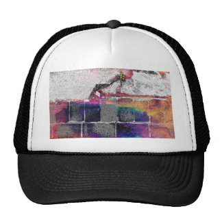 Cracked Concrete Series Trucker Hat