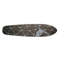 Cracked Cow Skateboard Deck