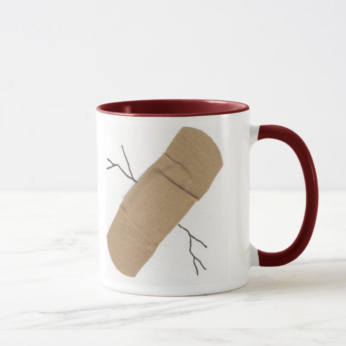cracked cup zazzle