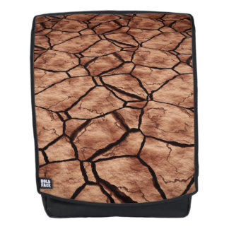 Cracked Earth Backpack