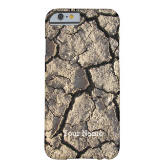 Cracked Earth Barely There iPhone 6 Case