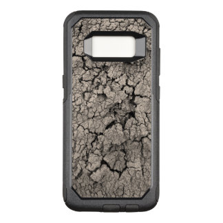 Cracked Earth Cool Texture OtterBox Commuter Samsung Galaxy S8 Case