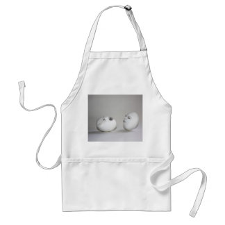 Cracked Egg and Wink Adult Apron