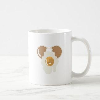 Cracked Egg Coffee Mug