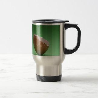 Cracked Egg Shell Travel Mug
