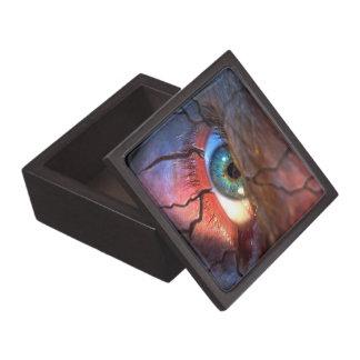 Cracked Eye Gift Box