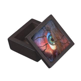 Cracked Eye Jewelry Box