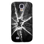 Cracked Galaxy S4 Case