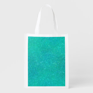 Cracked Glass Reusable Grocery Bag