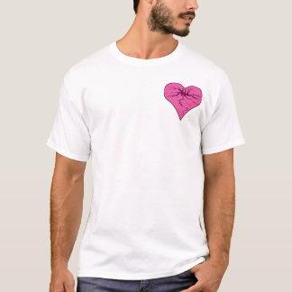 Cracked heart T-Shirt