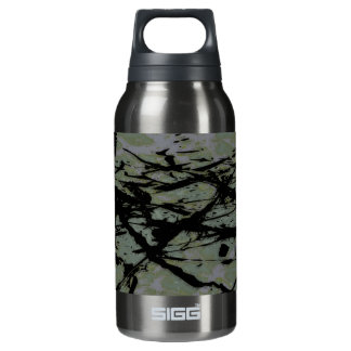 CRACKED INSULATED WATER BOTTLE