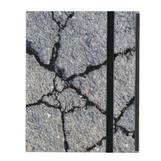 """Cracked"" iPad 2/3/4 Case with No Kickstand iPad Folio Cases"