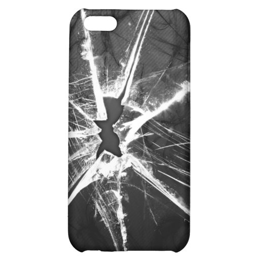 Cracked iPhone 5C Covers