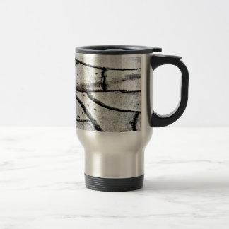Cracked Mud Coffee Mug