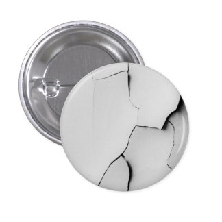 Cracked Pinback Button
