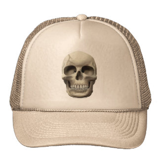 Cracked Skull Trucker Hat