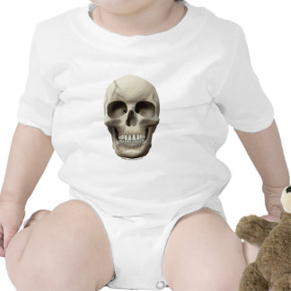 Cracked Skull Tee Shirts