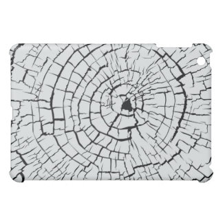 Cracked texture iPad mini covers