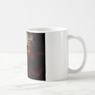 Cracked Up Card Classic White Coffee Mug