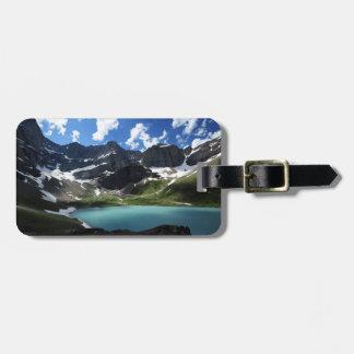 Cracker Lake Bag Tag
