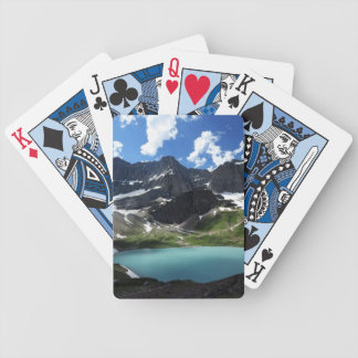 Cracker Lake Bicycle Playing Cards