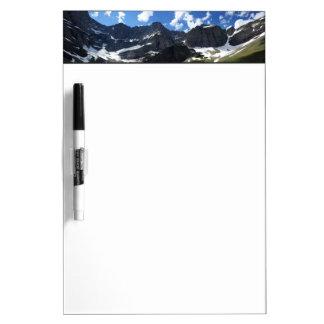 Cracker Lake Dry-Erase Board