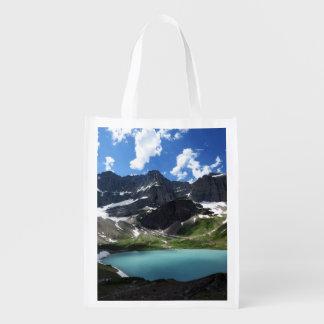 Cracker Lake Reusable Grocery Bags