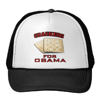 Crackers for Obama Hat