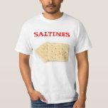 crackers, SALTINES Tee Shirt