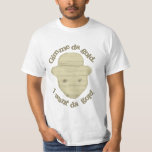 Crackhead that got hold to the wrong stuff. tee shirt