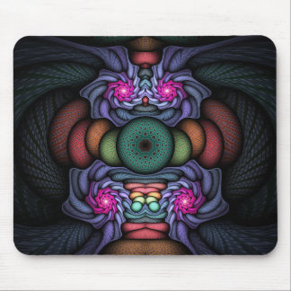Crackle Juliascope 01 Mouse Pad
