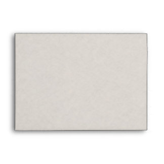 Crackled Gray Invitation Envelope
