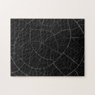 Crackled texture puzzle