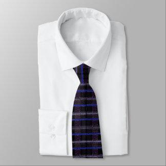 Cracks 01 neck tie