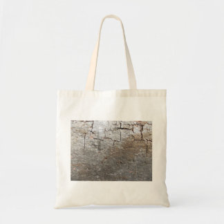 Cracks In The Wall Budget Tote Bag